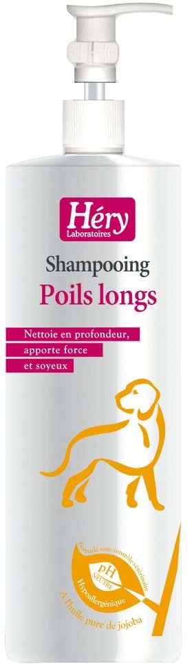 Avis shampoing pour chien hery